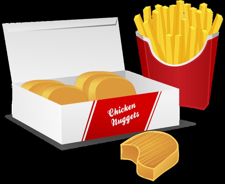 chicken-nuggets-308448_1280
