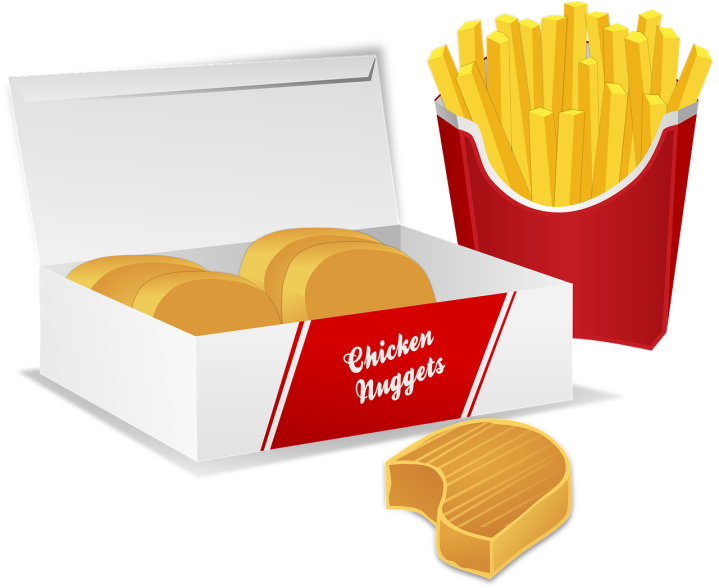 chicken-nuggets-308448_1280