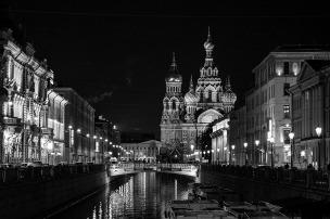 St. Petersburg. Remember the Romanovs?