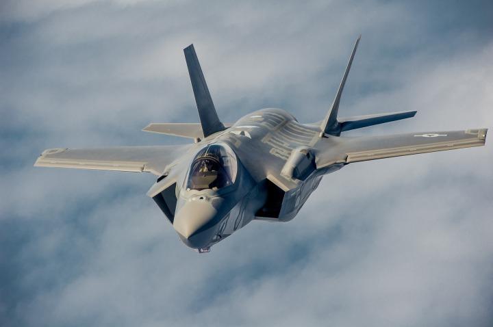 airplane, F-35