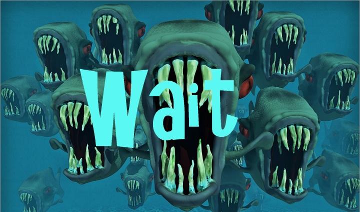 grapetti, piranhas, Wait