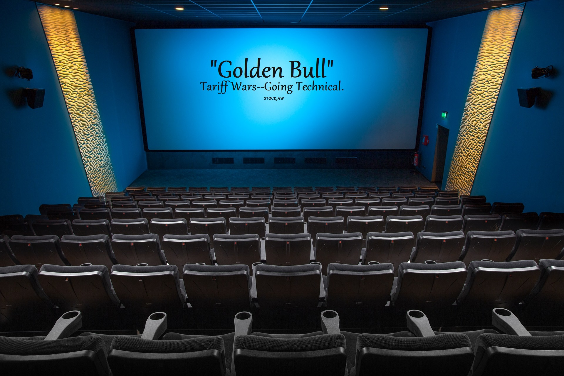 Graphic, cinema, Golden
