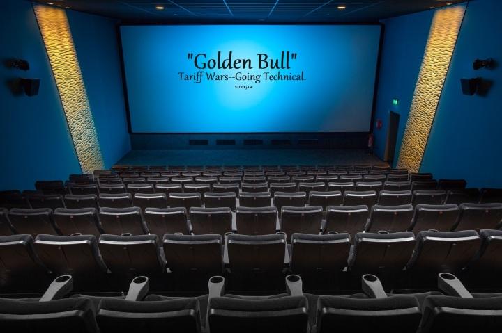 Graphic, cinema, Golden