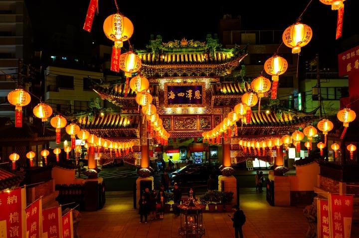 China, lanterns, Yokohama-2223502_1920