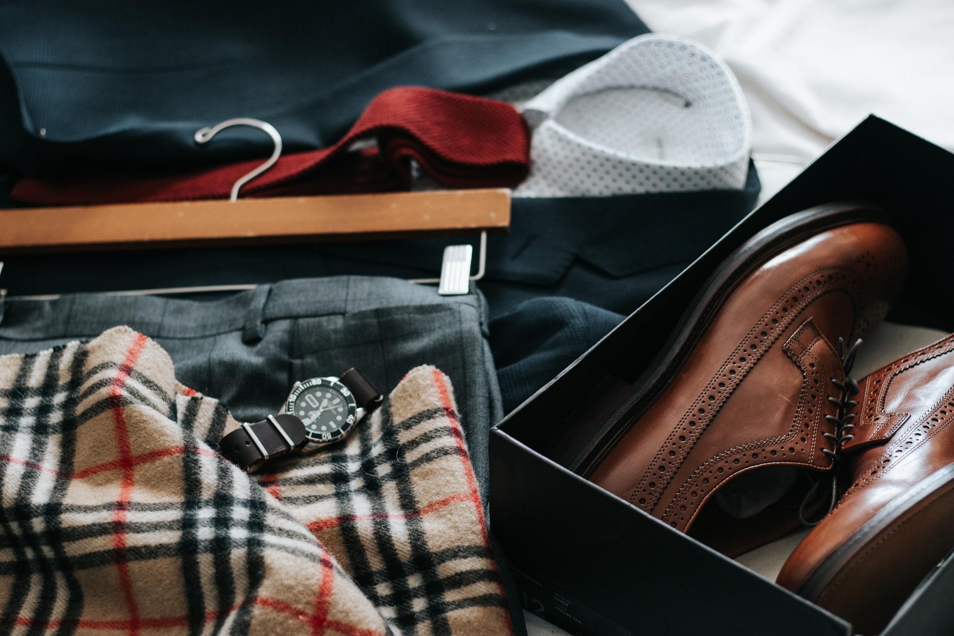 clothes, closet