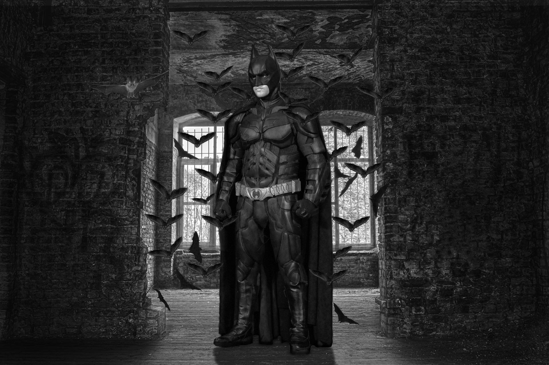 batman, gloom, dark
