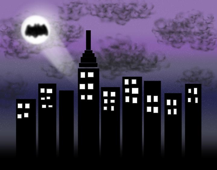 Batman, Bat signal