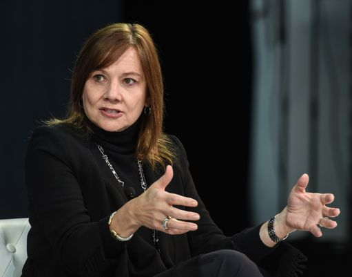 GM, Mary Barra