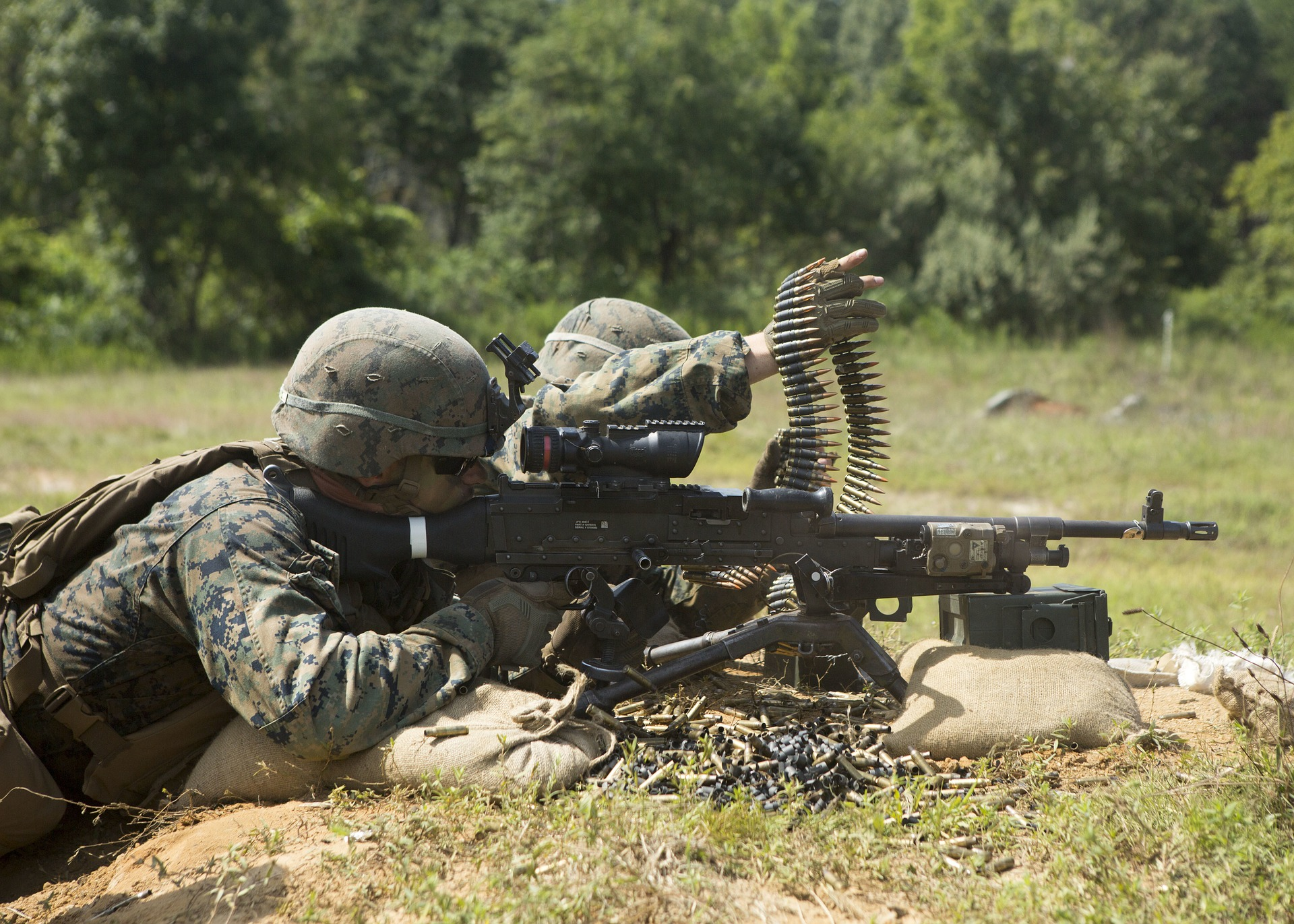 military, marines