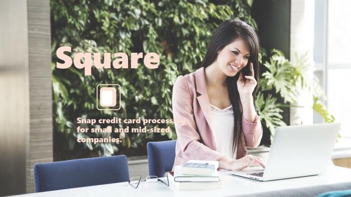 Graphic, Square