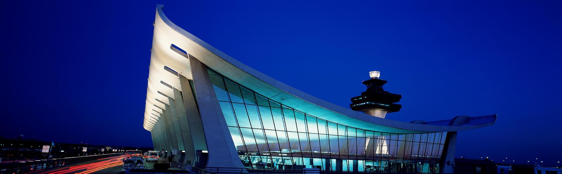 airport, Dulles