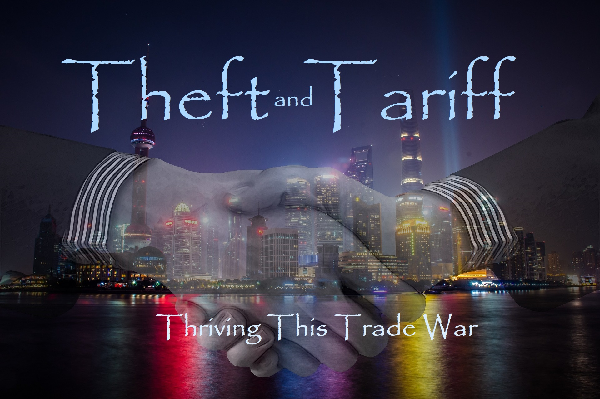 Graphic, cover, Theft and Tariff