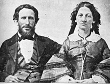 Donner Party. James and Margret Reed.