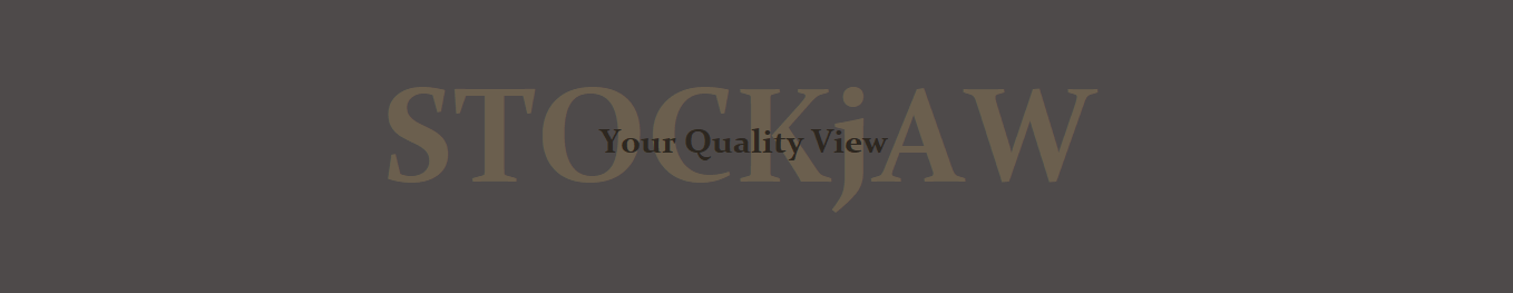 Graphic, STOCKjAW banne, Quality View