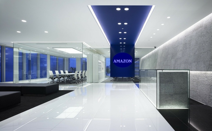conference room, Amazon