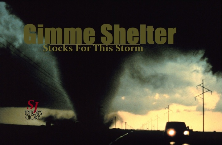 Graphic, cover, Gimme Shelter