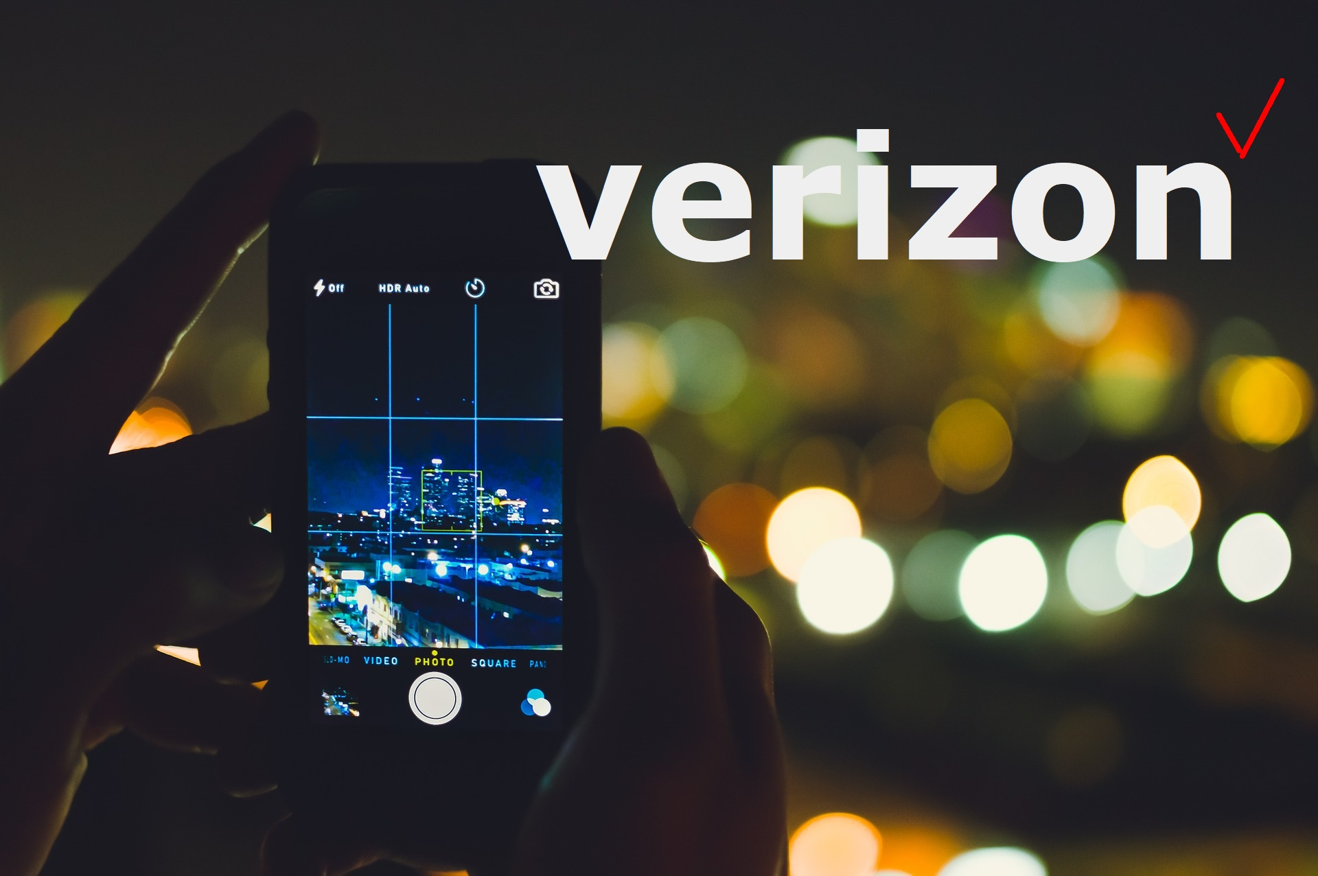 Graphic, Verizon