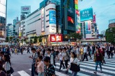 Tokyo. The heart of a decades-long recession.