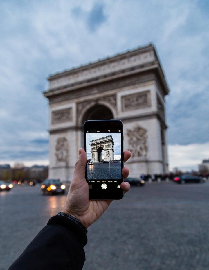 Paris-Arc