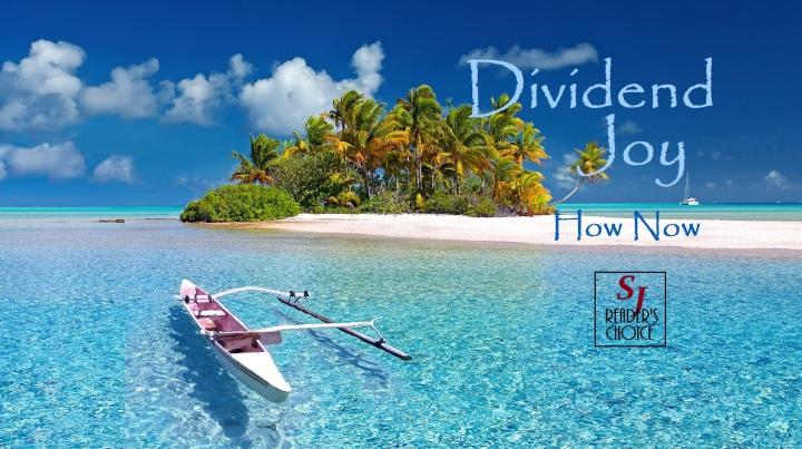 Graphic, cover, Dividend Joy SJ