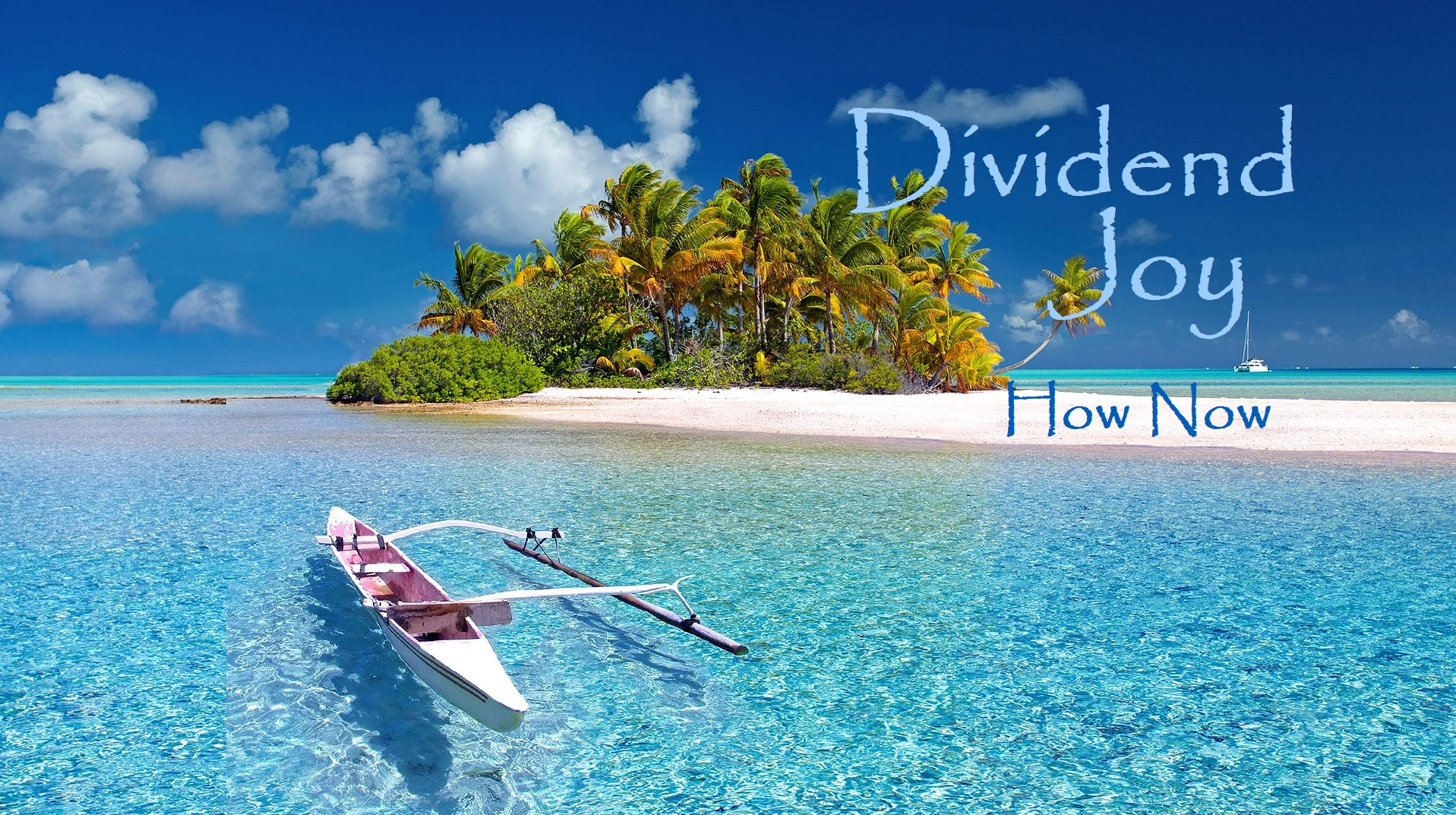 Graphic, cover, Dividend Joy