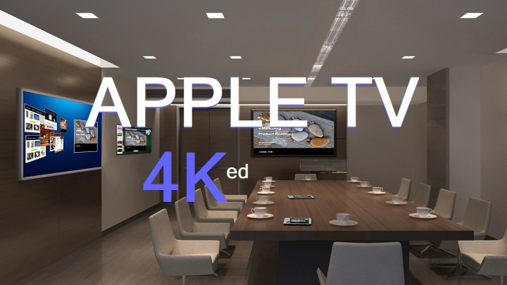 Graphic, cover, Apple TV 4K