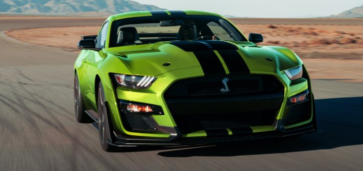 Ford 2020-Shelby-GT500