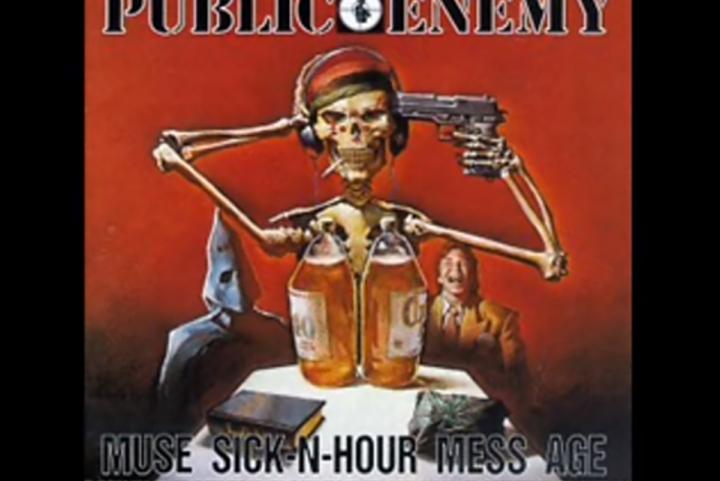 Public Enemy, Give it up