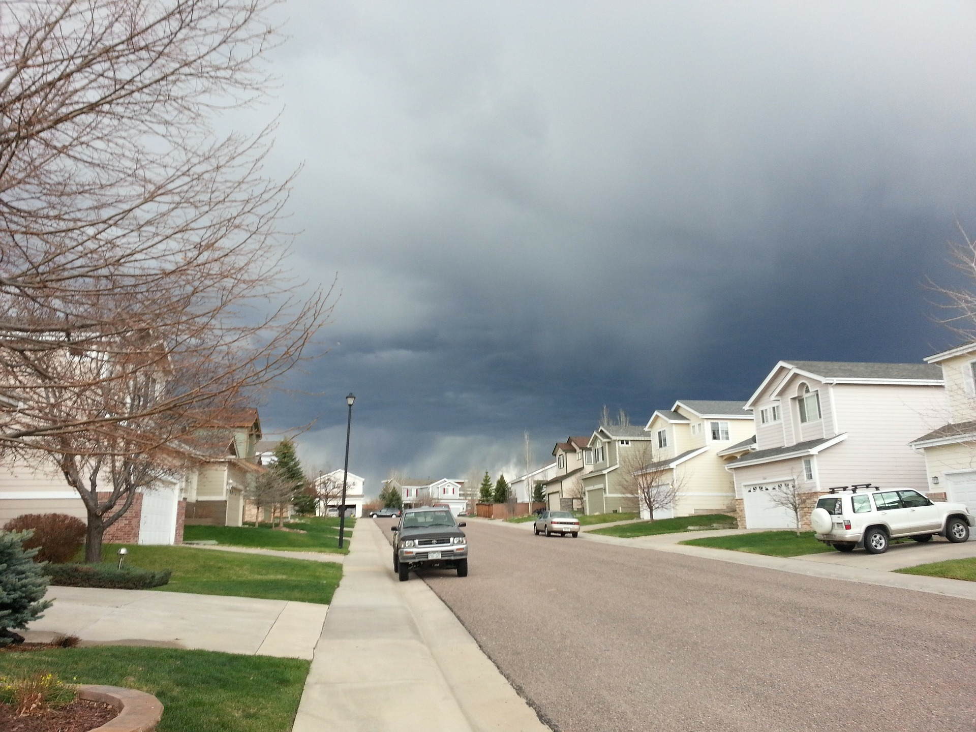 residential, storm