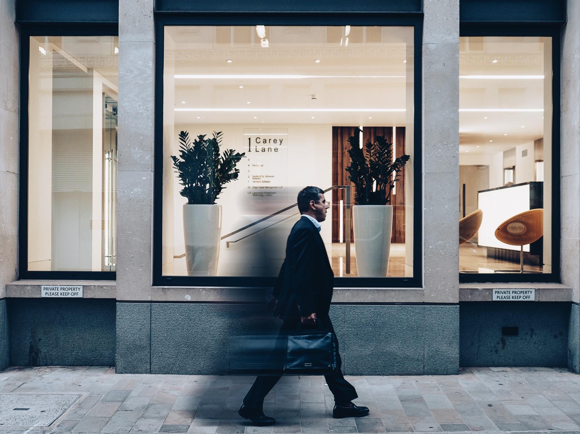 retail, people, man