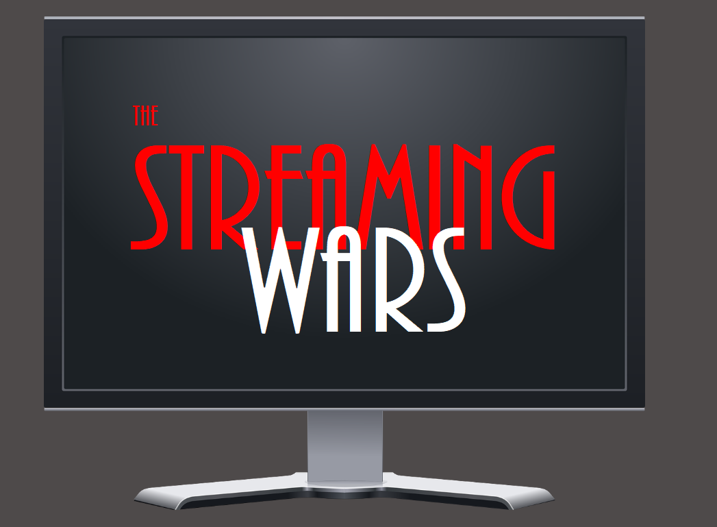 gRAPHIC, THE STREAMING WARS