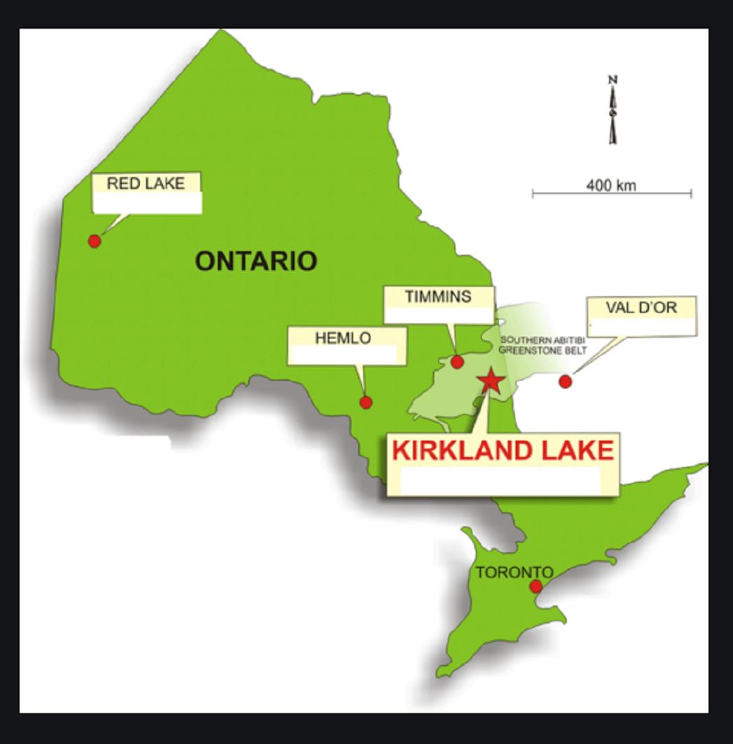 Kirkland Lake