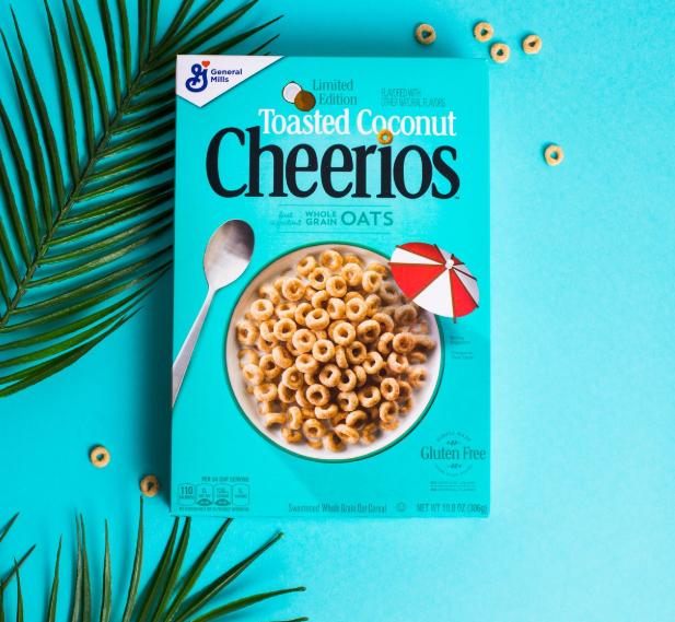 Cheerios, Caribe